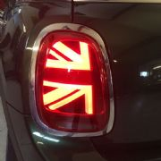 Union Jack LED rear lights